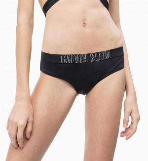 Spodní díl plavek KW0KW00631-094 černá - Calvin Klein černá