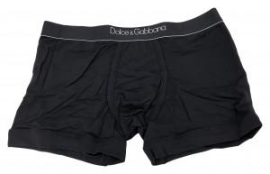 Pánské boxerky N60014 černá - Dolce & Gabbana černá