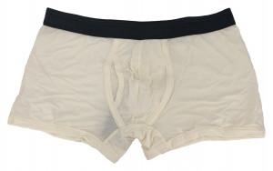 Pánské boxerky M10688 bílá s černým pruhem - Dolce & Gabbana bila s cernou