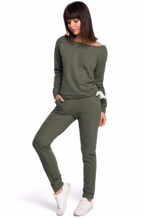Teplákové kalhoty  model 128235 BE