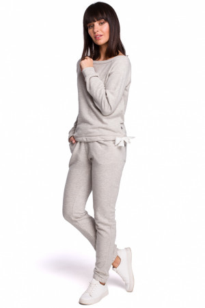 Teplákové kalhoty  model 128236 BE