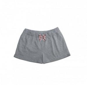 Babella Sand 3084-2 šedé Pyžamové kalhoty L šedá