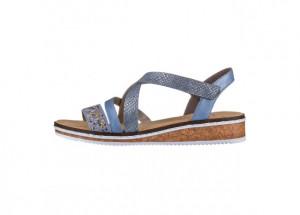 Sandály RIEKER V3663-10
