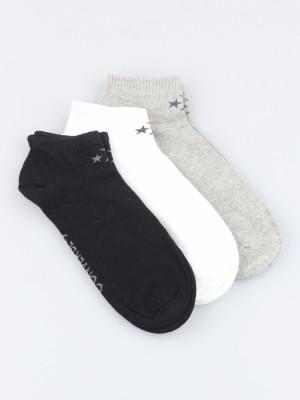 Ponožky Converse Skarpety Men 3-Pack Barevná