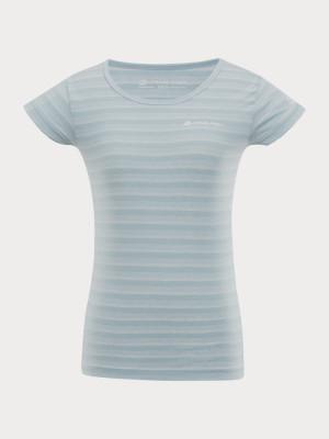 Tričko Alpine Pro Pensieri 3 Modrá
