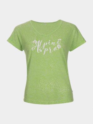 Tričko Alpine Pro Harisa 2 Zelená
