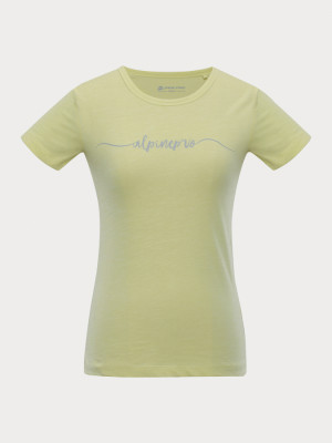 Tričko Alpine Pro Rozena 5 Zelená