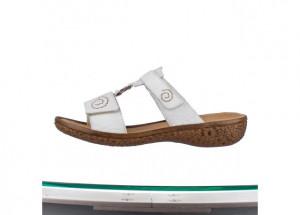 Pantofle RIEKER V69N2-80