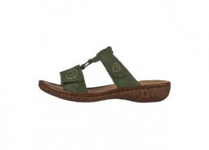 Pantofle RIEKER V69N2-52