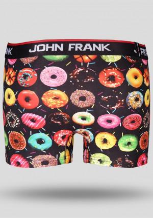 Pánské boxerky John Frank JFBD203 L Dle obrázku