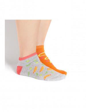 Nepárové pánské ponožky Soxo Good Stuff tmavě modrá 40-45