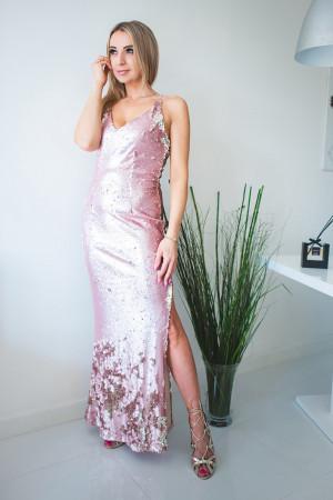 Dlouhé šaty  model 131422 Jersa