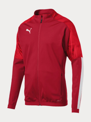 Bunda Puma Cup Training Jacket Červená
