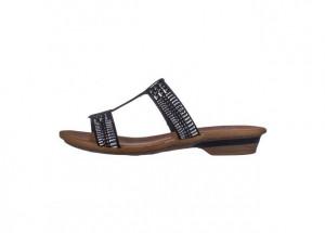Pantofle RIEKER 63454-01