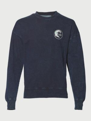 Mikina O´Neill LM Circle Surfer Dm Sweatshirt Modrá