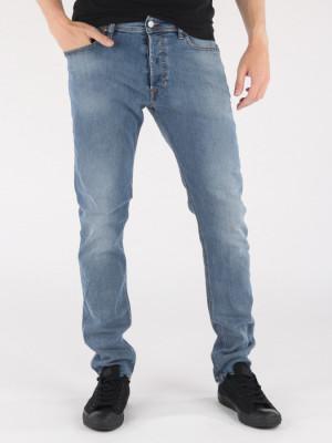 Džíny Diesel Tepphar-R L.32 Pantaloni Modrá