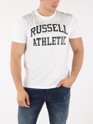 Tričko Russell Athletic RA S/S Crew Tee Bílá
