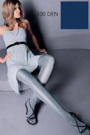 Dámské punčochové kalhoty mikro satine 100 den SATINE 100 černá 2