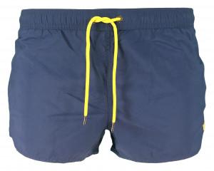 Pánské šortky 211747 9P421 tmavě modrá - Emporio Armani tmavě modrá
