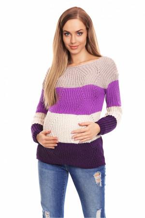 Těhotenský svetr model 132023 PeeKaBoo  UNI velikost