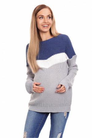 Těhotenský svetr model 132024 PeeKaBoo  UNI velikost