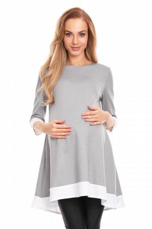 Těhotenské šaty model 132028 PeeKaBoo  L/XL