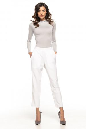 Dámské kalhoty T271/1 - Tessita bílá 40/L