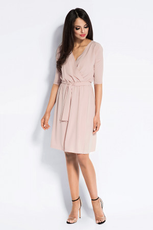 Dámské šaty 107 - Dursi světle růžová