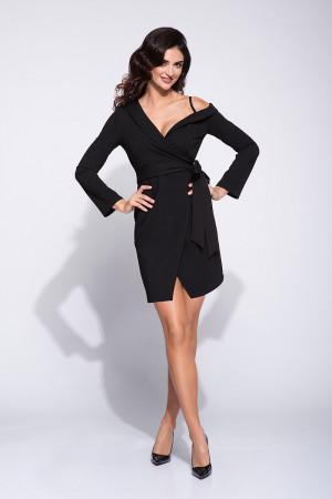 Dámské šaty M314 - Bien Fashion černá