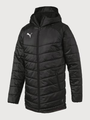 Bunda Puma LIGA Sideline Bench Jacket Černá