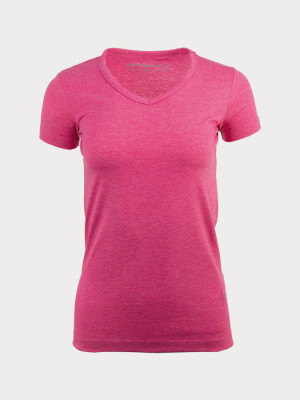 Tričko Alpine Pro Aga Růžová