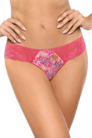 Gorteks Latina/F Kalhotky 38 růžová