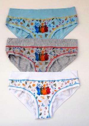 Dámské kalhotky Lovelygirl 3180D L Mix