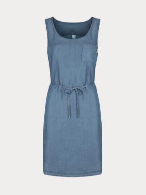 Šaty Loap Nyxi Modrá