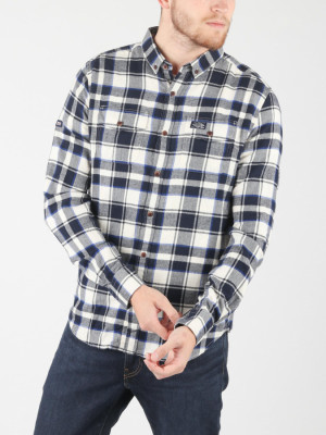 Košile Superdry Winter Washbasket Shirt Barevná
