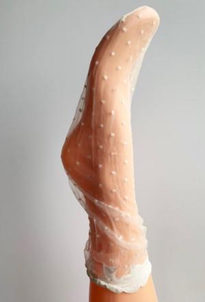 Dámské ponožky SCARLETT černá UNICA