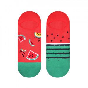 Dámské ponožky MORE 113 zelená/mozaika 39/42