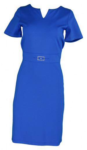 Dámské šaty Salajka Favab královská modř