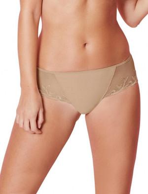 Dámské kalhotky 131635 Andora - Simone Péréle tělová/peau rose/ 3-L