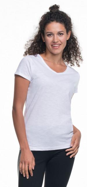 Dámské tričko LADIES LIFE 21253 šedo.modrá