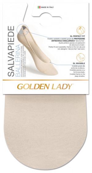 Ponožky balerínky PBP/2 páry bílá 39/42