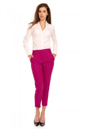 Dámské kalhoty model 118961 - Cabba fuchsia