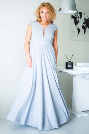 Dlouhé šaty  model 132935 Jersa