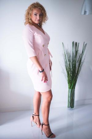Denní šaty model 132936 Jersa