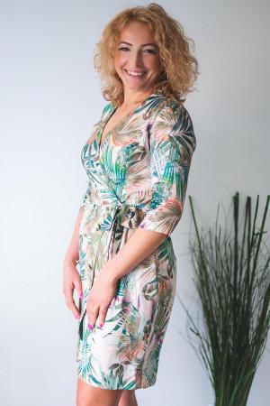 Denní šaty model 132937 Jersa