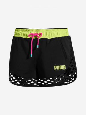 Kraťasy Puma X Sophia Shorts Černá