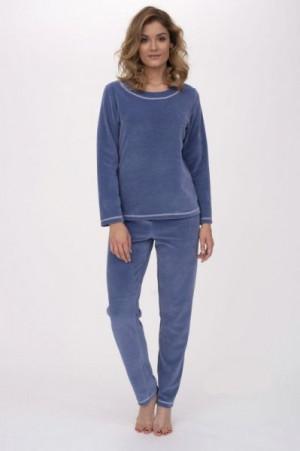 Cana 023 Dámské pyžamo XL jeans