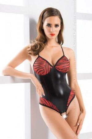 Irall Sasha Body L černo-červená