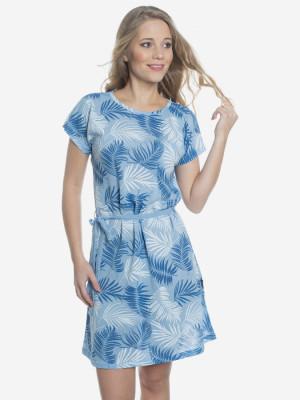 Šaty SAM 73 LSKN177 Modrá