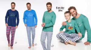 Pánské pyžamo - dlouhé 2264 LEO M-2XL 2019-2020 J